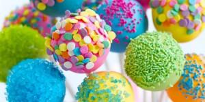 Lecca lecca e cake pops