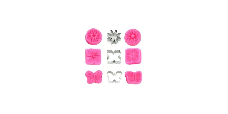Venatori in silicone per petali e fiori