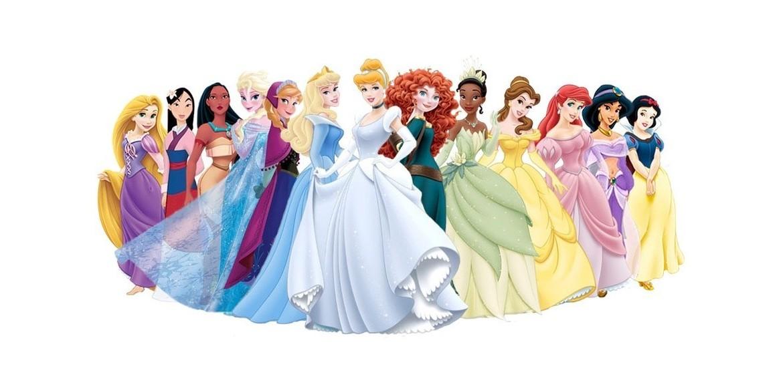 Statuine principesse Disney
