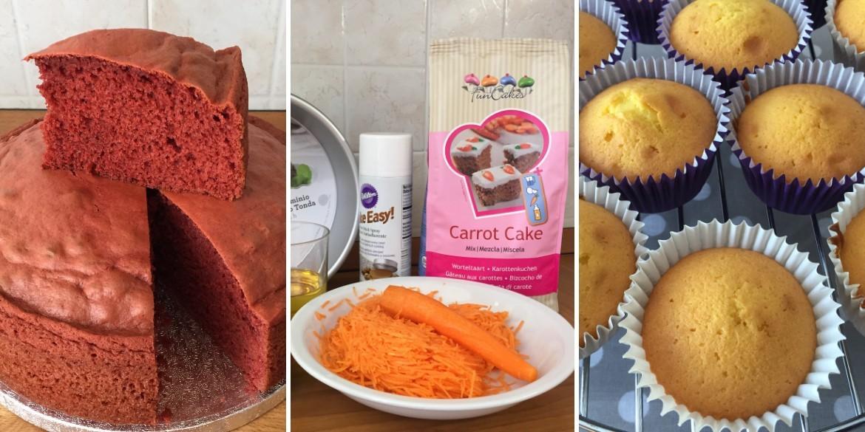 Preparati e miscele per torte e dolci
