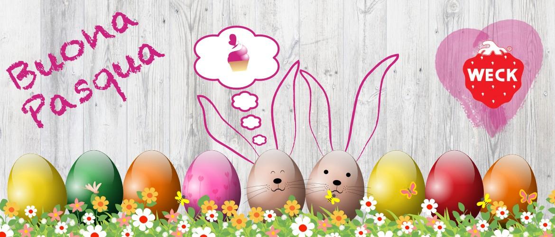 Buona Pasqua da Decorazioni Dolci